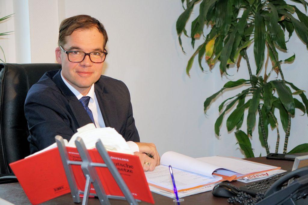 Rechtsanwalt Karsten Leyke